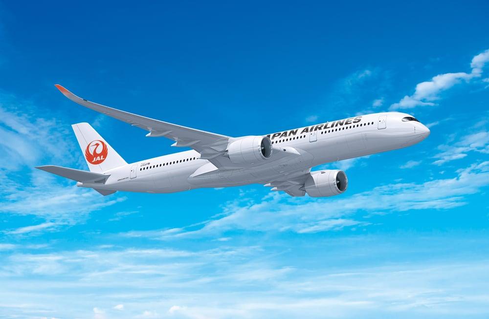 JALの航空機写真