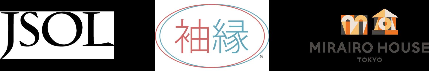【ロゴマーク】JSOL×袖縁×ミライロハウス