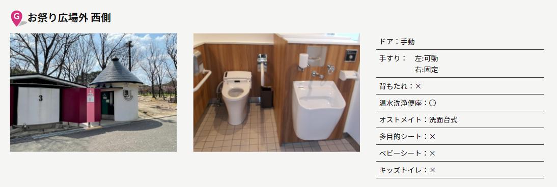 【画像】トイレの情報