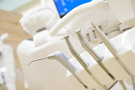 写真 歯医者のドリル