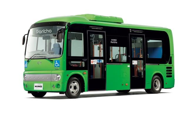 画像 日野自動車株式会社のバス写真