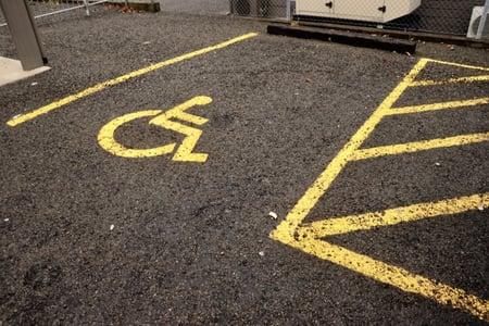 イメージ写真 優先駐車場