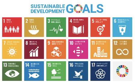 SDGsのロゴ