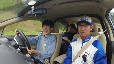 【ユニバーサルツーリズムに興味のある方へ】視覚障害者夢の自動車運転体験ツアーのご紹介