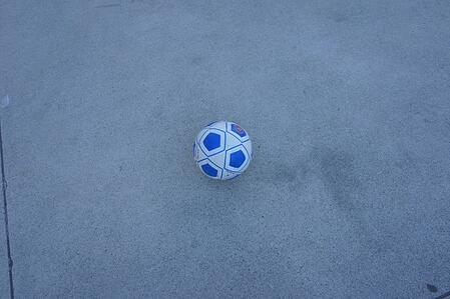 写真 サッカーボール