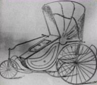 【画像】1750年の、病人をふろ場に運ぶための椅子の絵