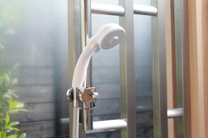 シャワーヘッドの拡大画像