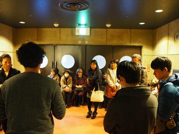 東京芸術劇場「視覚障害者のための鑑賞サポート」にモニター参加しました