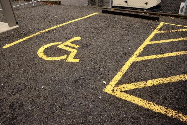 優先駐車場のイメージ写真