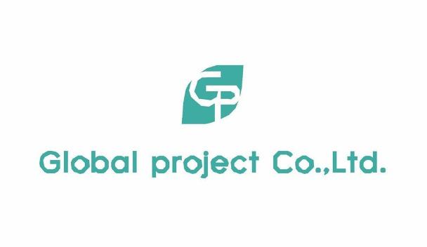 ロゴ「グローバルプロジェクト」
