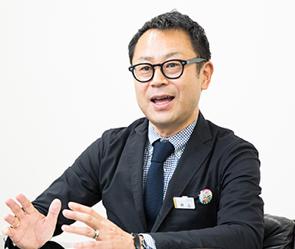 CSR推進部 マルイミライプロジェクト担当課長 井上道博 様