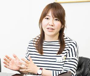 オムニチャネル事業本部 業務仕入管理課 太田美穗子 様